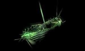 Nieznany renesansowy wrak statku odkryty w głębinach Bałtyku