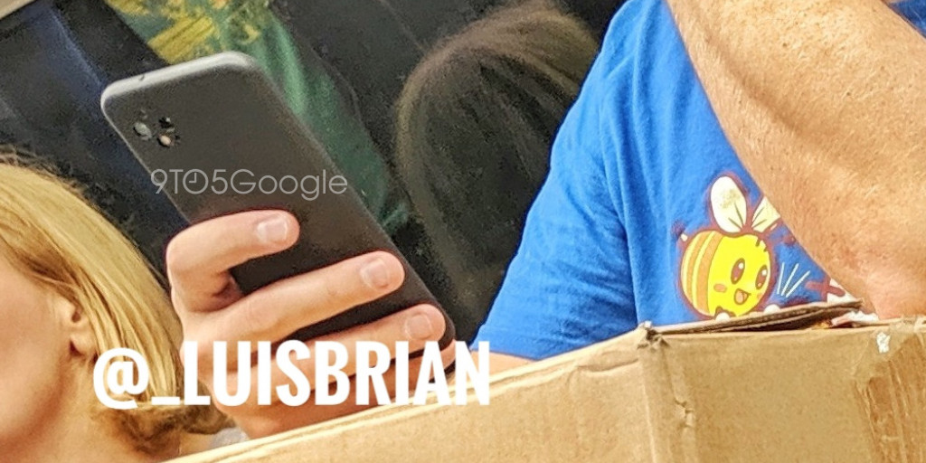 Google Pixel 4, zdjęcie Google Pixel 4, na żywo Google Pixel 4, zdjęcia Google Pixel 4, tył Google Pixel 4, wygląd Google Pixel 4, design Google Pixel 4