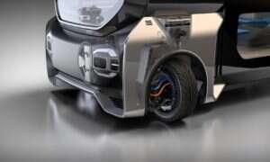 Autonomiczna platforma elektryczna Protean360+ potrafi wiele