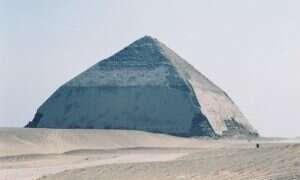 Piramida Łamana otwarta po raz pierwszy od 50 lat