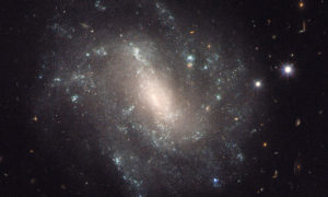 Czy Wszechświat się obraca?