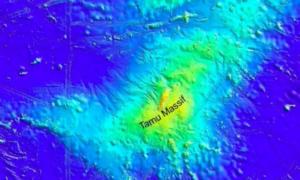 Geolodzy pomylili się w związku z największym wulkanem na świecie
