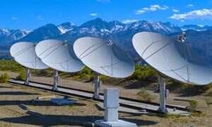 Astronomowie namierzyli nowy, tajemniczy szybki rozbłysk radiowy