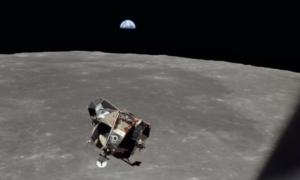 USA miały tajny plan gdyby astronauci nie wrócili z Księżyca