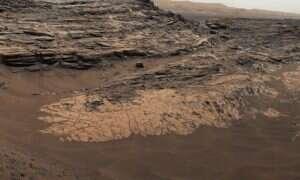 Organizmy na Marsie mogą żywić się kosmicznym pyłem