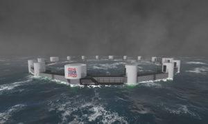 Wkrótce Norwegia zbuduje zautomatyzowane hodowle łososi