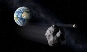 Asteroida, która mogła trafić w Ziemię, nie będzie stanowiła zagrożenia