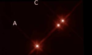 Niedawno odkryta egzoplaneta posiada trzy słońca