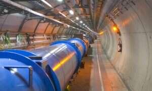 Wielki Zderzacz Hadronów pomoże wkrótce ogrzać pobliskie domy