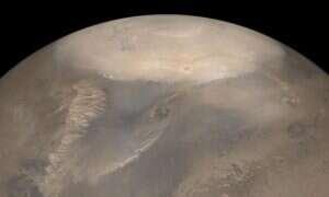 Huragany mogą powstawać nawet w niskich temperaturach na innych planetach