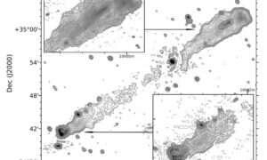Dzięki LOFAR astronomowie mogli lepiej zbadać tę potężną radiogalaktykę