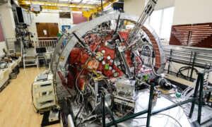 Naukowcy odtworzyli wiatr słoneczny w warunkach laboratoryjnych