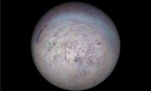 Udało się zaobserwować nietypowe zjawisko na powierzchni księżyca Neptuna