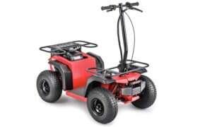 Oto Ripper ATV – niewielki quad do wiejskich terenów