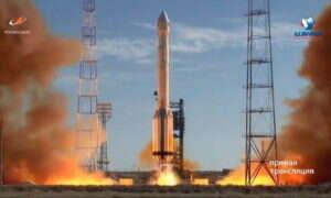 Rosja wystrzeliła obserwatorium Spektr-RG z myślą o lokalizacji czarnych dziur