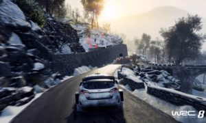 Rozgrywka z WRC 8 pokazuje piękną grę, która może podbić serca graczy