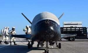 """Samolot kosmiczny X-37B może """"znikać"""" na zawołanie"""