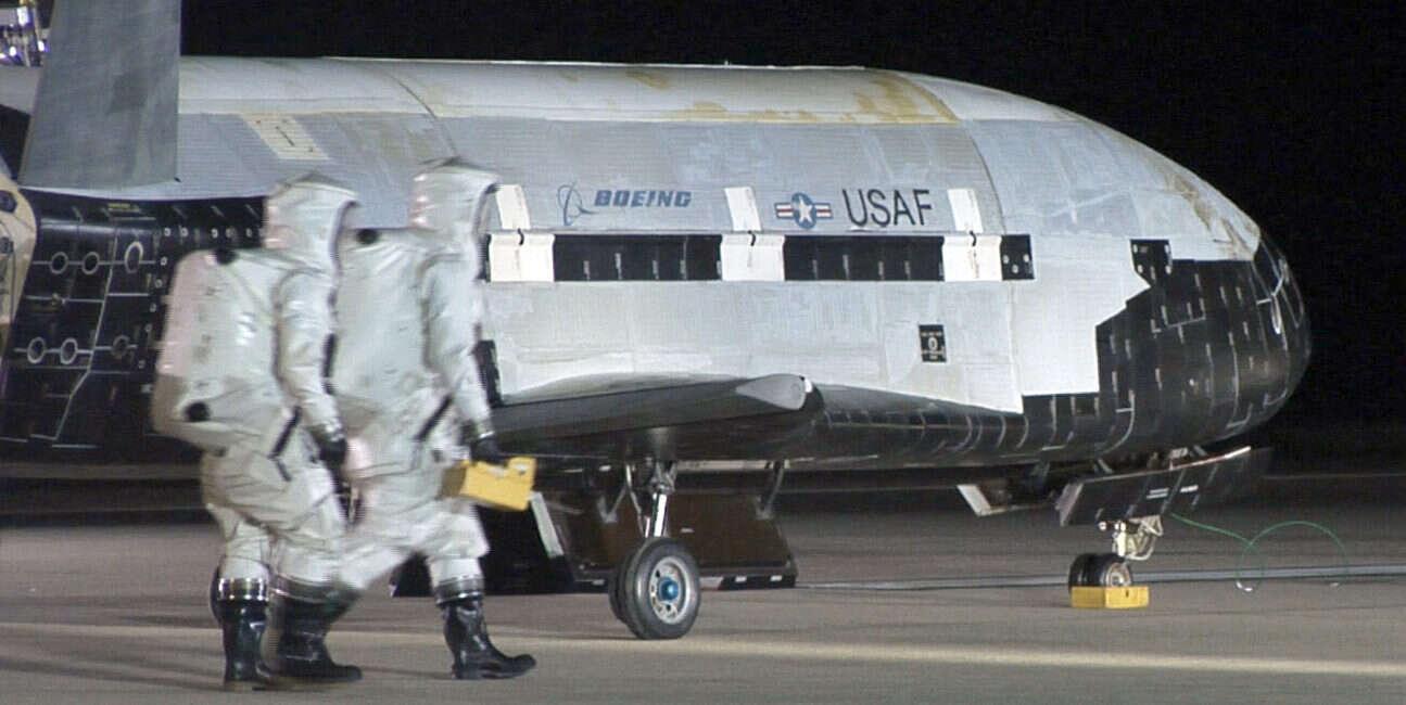 USA X-37B