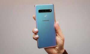 Galaxy S10 5G wreszcie otrzymuje tryb nocny
