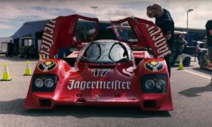 Wrażenia amatora za kółkiem Porsche 962