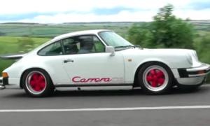 Porsche Carrera Club Sport może być najlepszą chłodzoną powietrzem 911