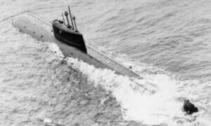 Zatopiony okręt Komsomolets nadal wykazuje radioaktywność