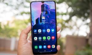 Samsung Galaxy A50s pojawił się w AnTuTu