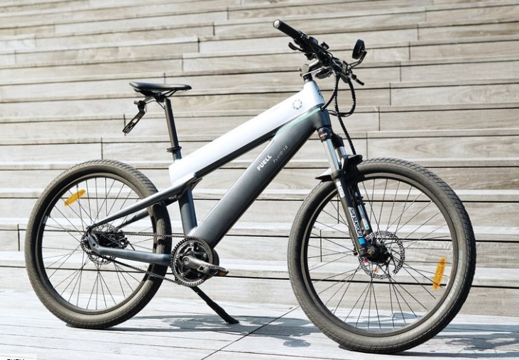Elektryczne rowery Fuell Fluid-1
