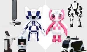 Roboty Toyoty na Igrzyskach Olimpijskich w Tokio