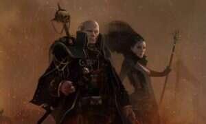 Eisenhorn to tytuł serialu Warhammera 40,000 z aktorami