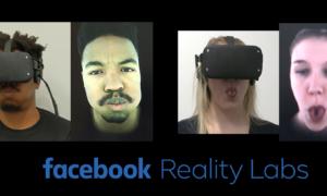 Skan twarzy w VR – Facebook na drodze do w pełni wirtualnego świata