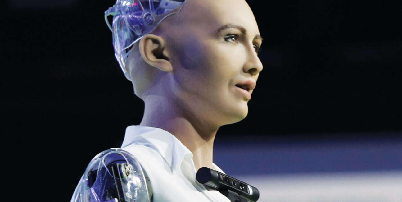 Skąd u części z nas przerażenie humanoidalnymi robotami?