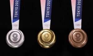 Tak będą wyglądać olimpijskie medale z odpadków