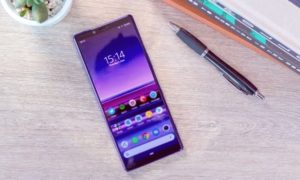 Dział mobilny Sony znowu się zmniejsza