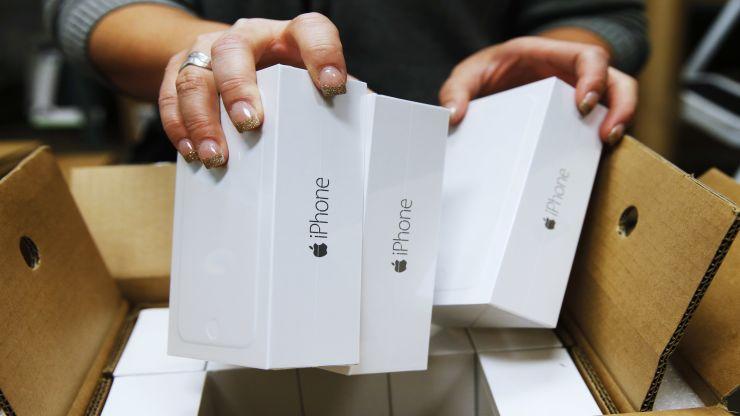Apple, iPhone, składany iPhone, ipad, składany ipad, apple składane urządzenie, apple składany iphone