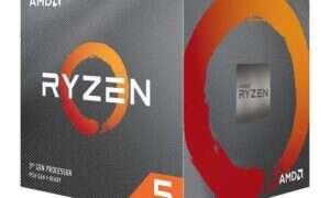 Test procesora AMD Ryzen 5 3600X