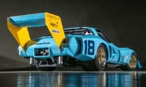 Ta wyścigowa Corvette C3 z 1977 roku może być Wasza