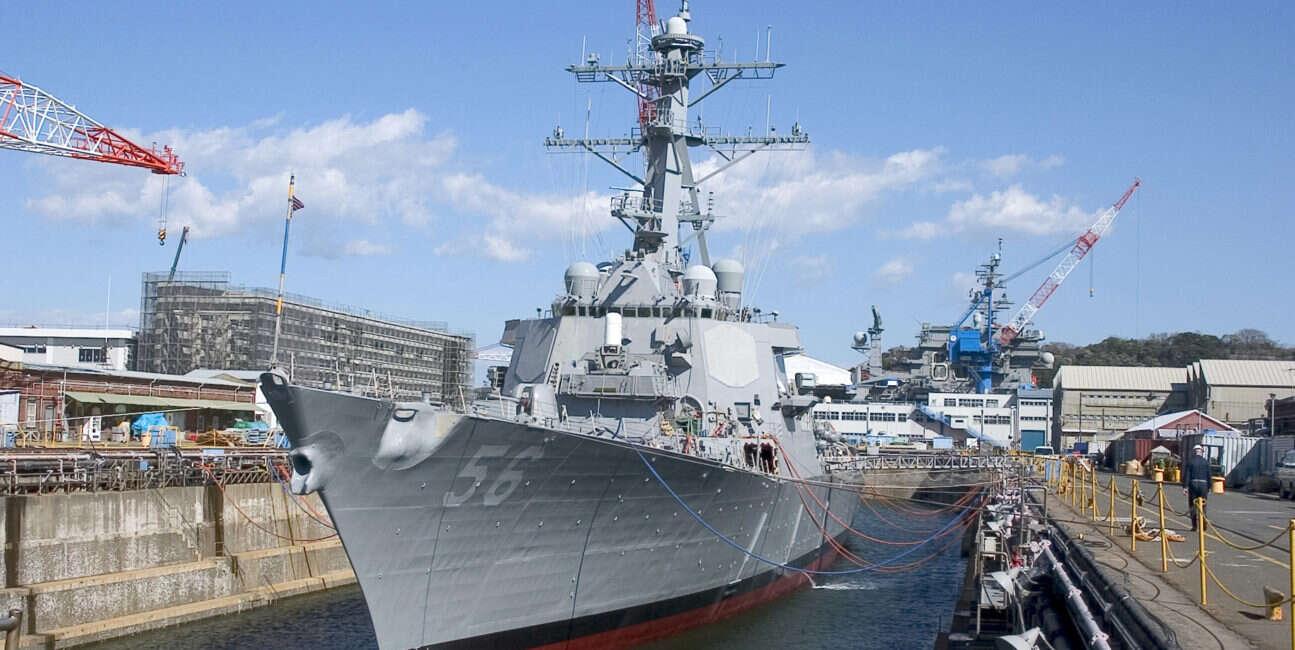 Marynarka USA robi krok w tył i stawia na manualne sterowanie w okrętach