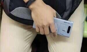 Huawei Mate 30 Pro na kolejnym realnym zdjęciu