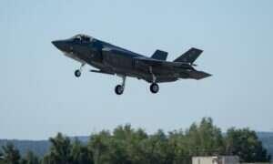Mieszkańcy USA obawiają się myśliwców F-35