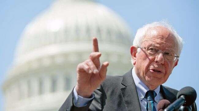 Bernie Sanders, UFO Bernie Sanders, USA Bernie Sanders, UFO USA, prezydent USA, UFO prezydent USA