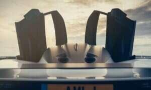 Hipersamochód Valhalla Astona Martina po raz pierwszy na torze