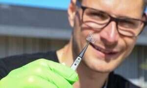 Biodegradowalne obwody uwalniają środku przeciwbólowe