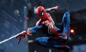 Błędy w Spider-Man są naprawdę przerażające