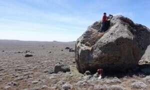 Najwcześniejsze dowody istnienia ludzkich alpinistów