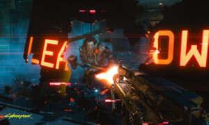 Destrukcja otoczenia w Cyberpunk 2077 – tego się nie spodziewałem