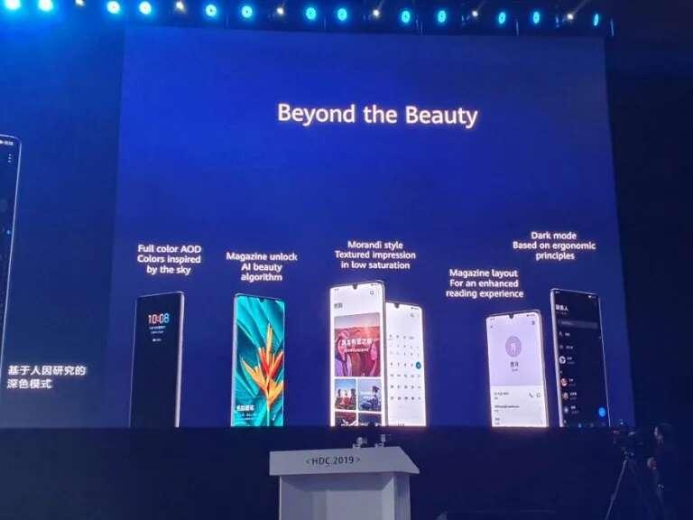 EMUI 10, Huawei EMUI 10, smartfony EMUI 10, jakie smartfony EMUI 10, andorid 10 huawei, android q huawei