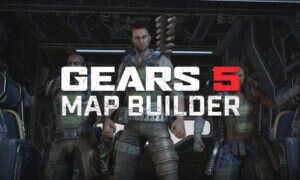 Edytor map Gears 5 wygląda na proste narzędzie