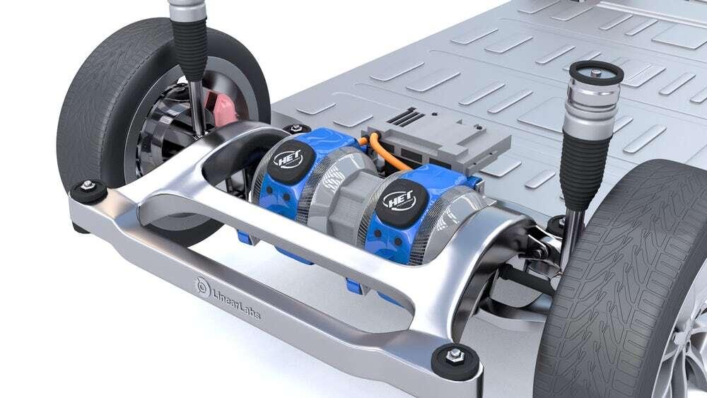 Elektryczny silnik HET od Linear Labs obiecuje wiele