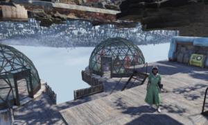 Fallout 76 ma tyle błędów, że gracze budują sie już nawet pod ziemią